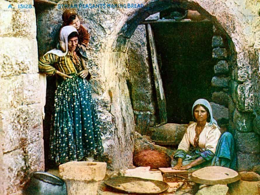 live better breadmaking syria