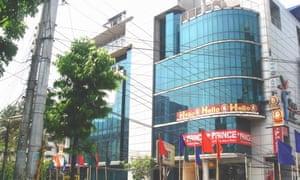 A generic Shopping Centre at Dhanmondi, Dhaka