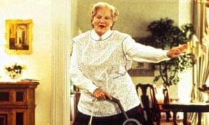 Mrs Doubtfire sequel Robin Williams