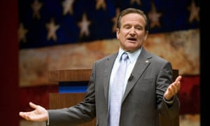 Robin Williams in Man of the Year (2006)