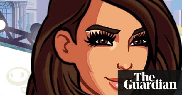 Why is Kim Kardashian: Hollywood so popular? Because people like it    Technology   The Guardian