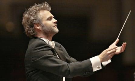 Conductor Thomas Søndergård