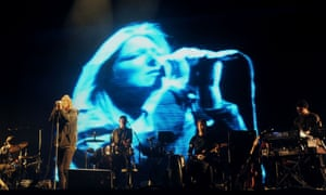 Beth Gibbons from Portishead
