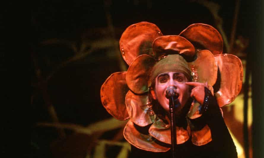 Peter Gabriel Genesis