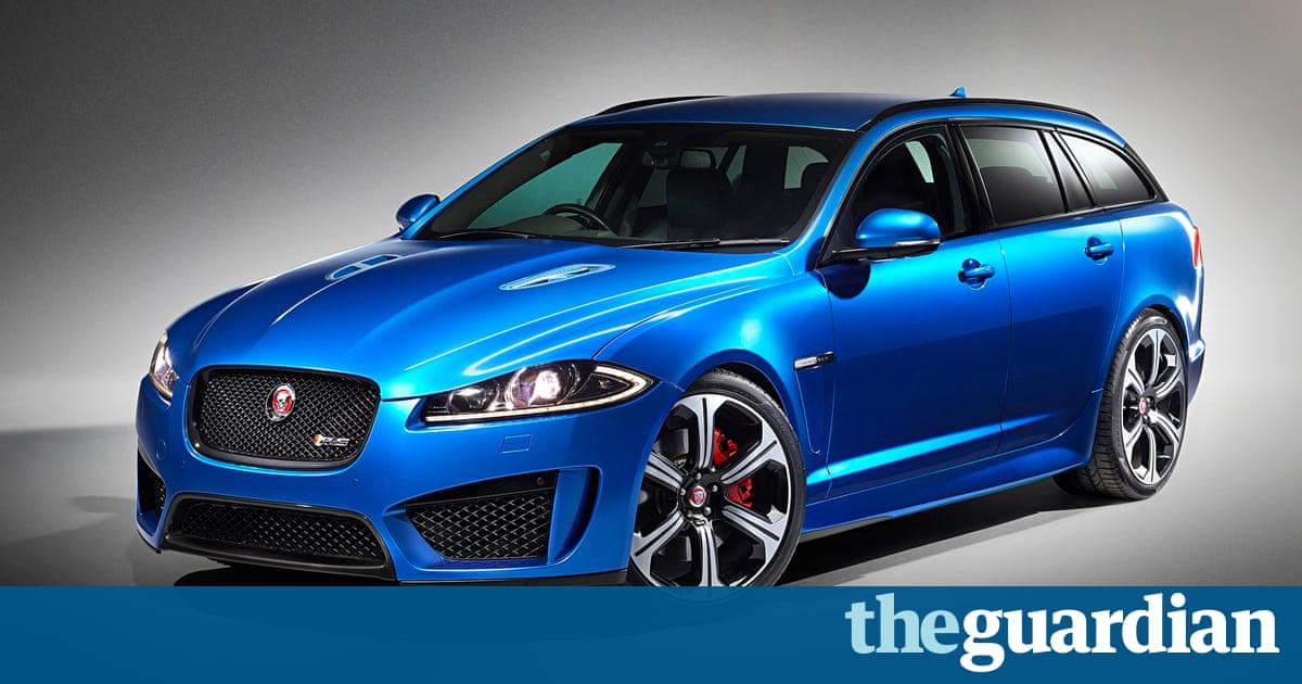 Jaguar XF Sportbrake car review  William Fotheringham