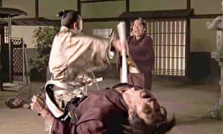 Seizo Fukumoto samurai uzumasa limelight fantasia award