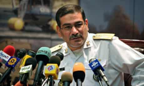 Iran's Ali Shamkhani congratulated Iraq for choosing Haider al-Abadi as the new prime minister