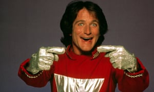 Robin Williams as Mork