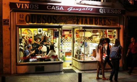 Casa Gonzalez, Madrid