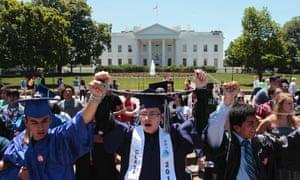 dreamers graduating