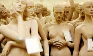 'Smart mannequins sound like an unholy cross