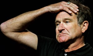 Robin Williams in Las Vegas