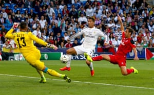 Real Madrid V Sevilla Uefa Super Cup As It Happened Jacob Steinberg Football The Guardian