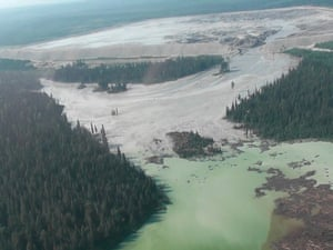 Mount Polley mine spill: a hazard of Canada's industry