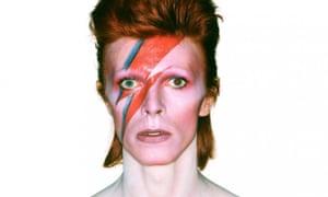 David Bowie / Brian Duffy