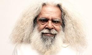 The Kulin elder and indomitable survivor Jack Charles