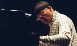 Cecil Taylor concert at the Barbican, London.