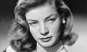 Hollywood icon Lauren Bacall