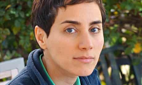 Maryam Mirzakhani, the first woman to win the Fields Medal maths prize in its history.