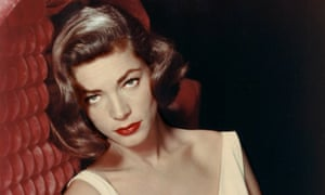 Actor Lauren Bacall, who has died aged 89