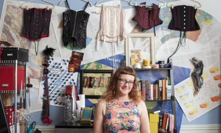 Stephanie Pakrul, aka Steph the Geek