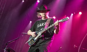 Do you like Neil Young so much you'd buy a stake in his company?