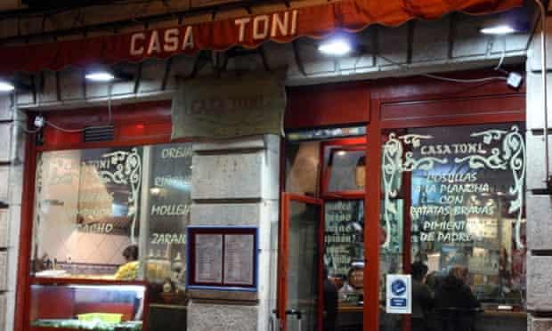 Casa Toni exterior
