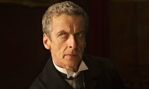 Peter Capaldi as Doctor Who 2