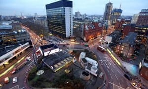 London's Tech City where the U.K government has pledged £50 million for a new London startup incubator, and hired Facebook's Joanna Shields, a rare female tech executive, to promote it.
