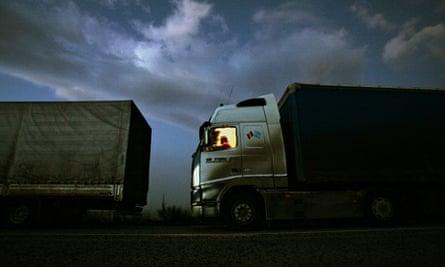 Greek trucks