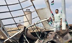 Man in Rafah
