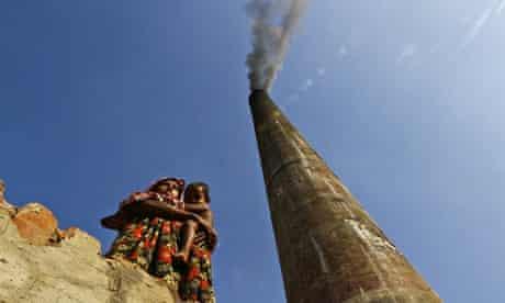 women children climate change