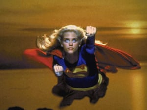 Supergirl from 1984 film.