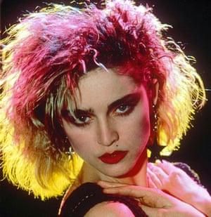 Madonna 1984