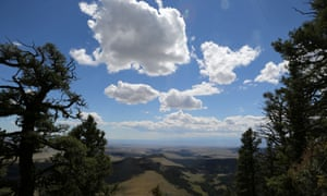 The view from Black Butte