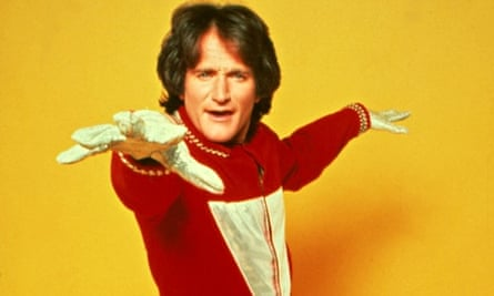 MORK AND MINDY - 1970s - 1980s