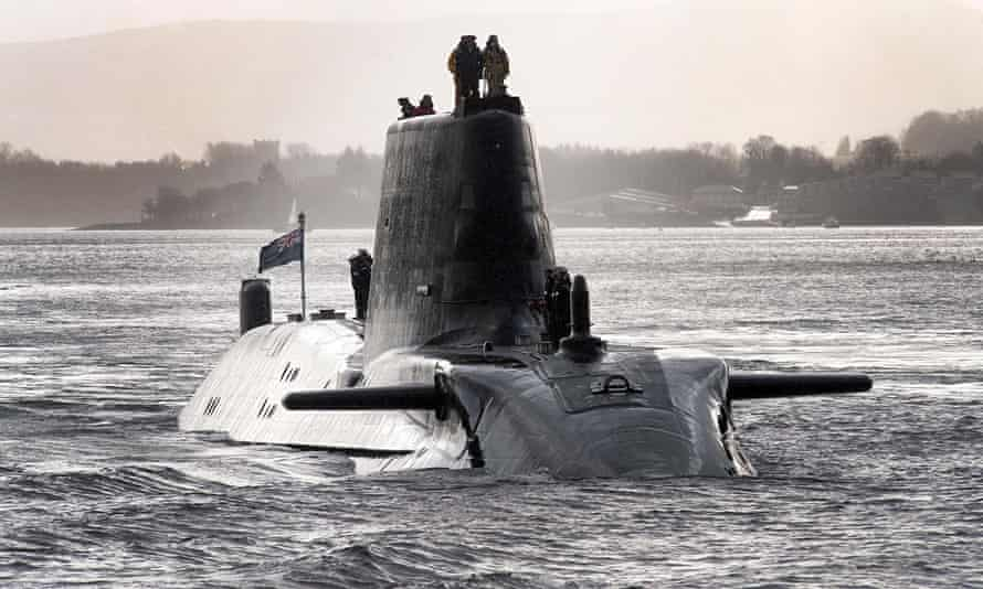 'No sensible defence expert Ihave ever encountered has any time for Trident.'