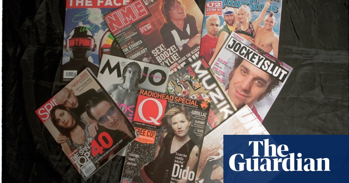 Have you fallen out of love with music magazines? | Music | The Guardian