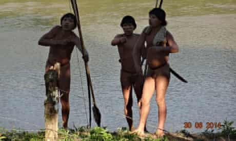 Amazonian tribe