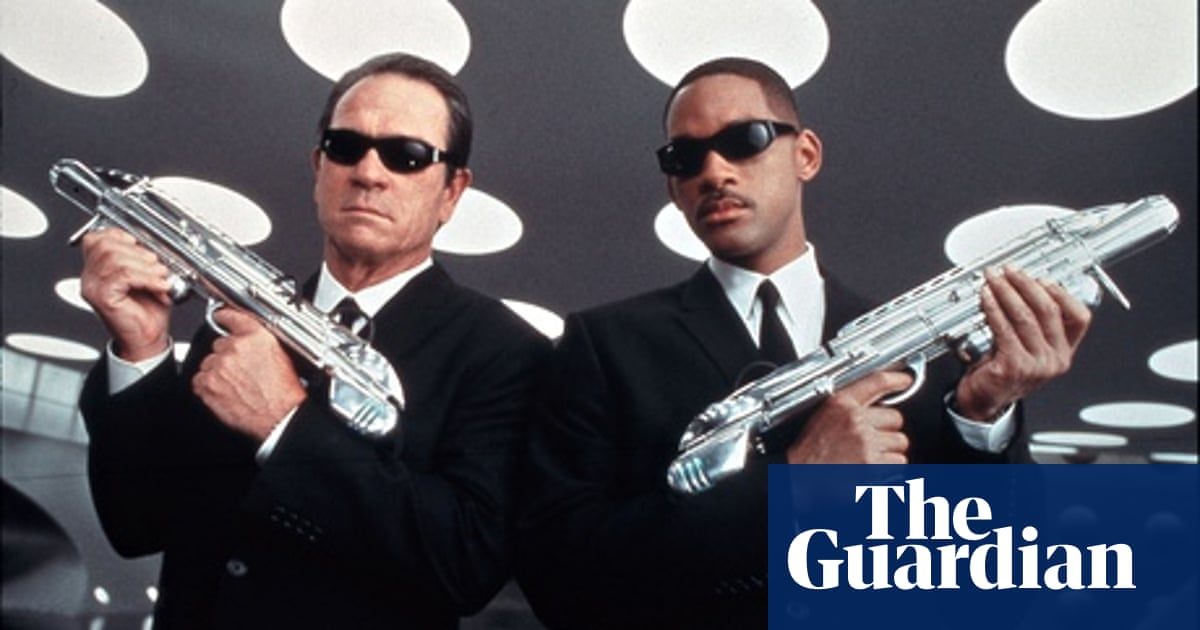 The real Men in Black, Hollywood and the great UFO cover-up | Film