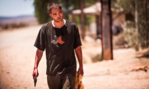 Robert Pattinson the Rover