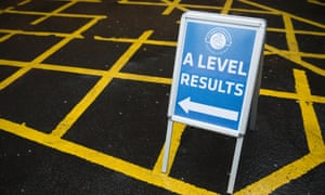 Come this way for A-level results in short animated clips