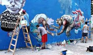 street artists buenos aires copyright case zero theorem