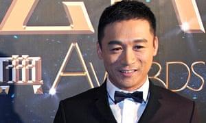 Actor Gao Hu