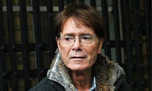 Sir Cliff Richard in London in 2013