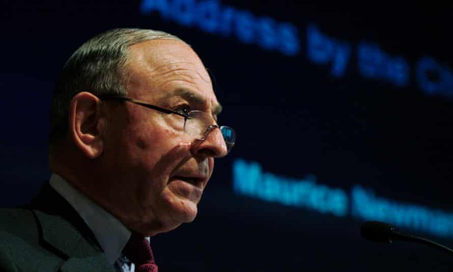 Maurice Newman, Tony Abbott's top business advisor, claims the world should prepare for global cooling