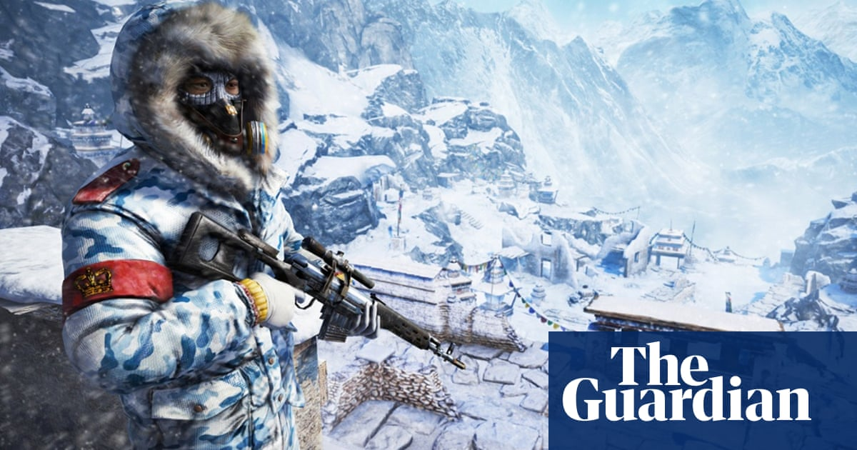 Far Cry 4 Hands On Beauty And Danger At The Roof Of The World Games The Guardian
