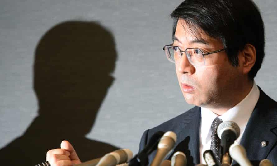 Yoshiki Sasai, deputy director of the Riken Center for Developmental Biology