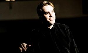 Conductor John Storgårds
