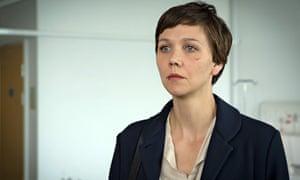Maggie Gyllenhaal stars as Nessa Stein in The Honourable Woman
